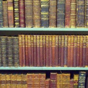 Libros - Papel antiguo